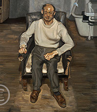 Lucian Freud Paintings 1970 - 1974